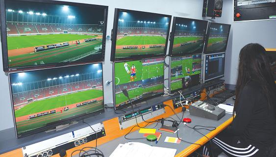 Football : La VAR au chevet de l'arbitrage !