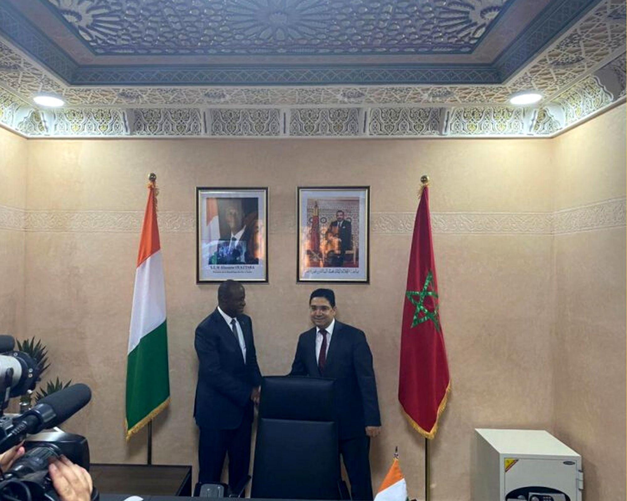 La Côte d'Ivoire ouvre son consulat général à Laâyoune