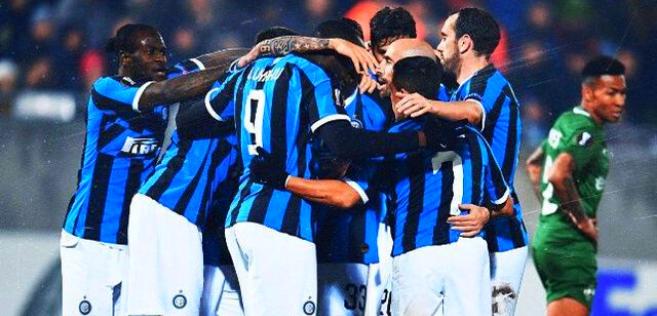 L'Inter avance malgré le huis-clos lié au coronavirus
