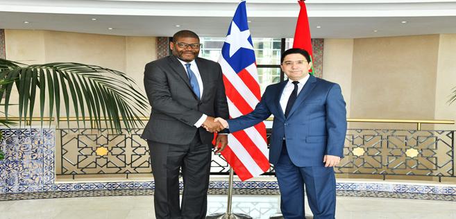Bientôt un consulat du Liberia à Laâyoune