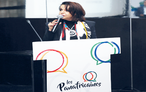 Interview Express avec Fathia El Aouni