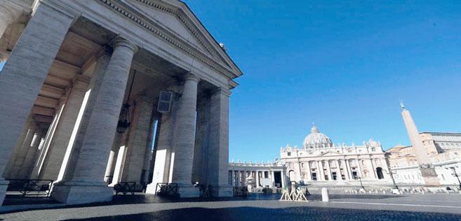 Fermeture des églises de Rome