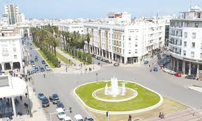 Chose vue: Rabat se prépare au confinement