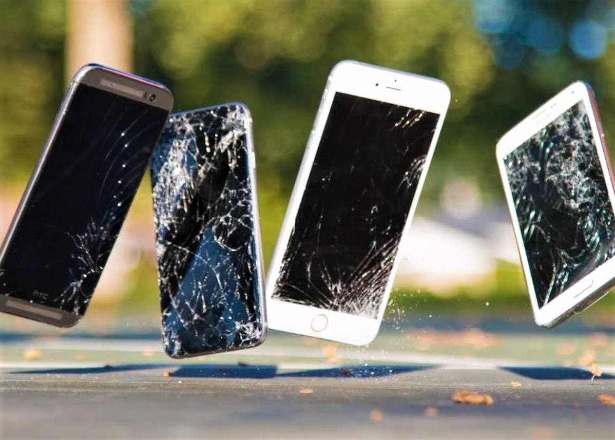 L'industrie des smartphones en chute libre