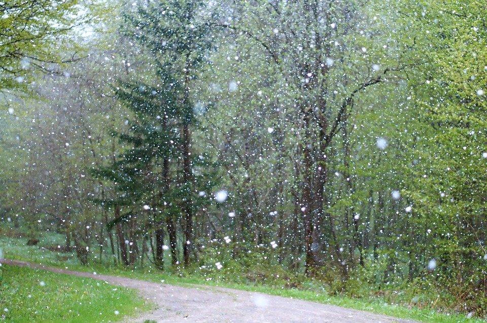 La météorologie nationale annonce un début de semaine pluvieux