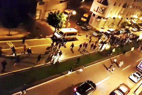 Les sombres marcheurs de la nuit: Ferme riposte des autorités à la désobéissance sanitaire