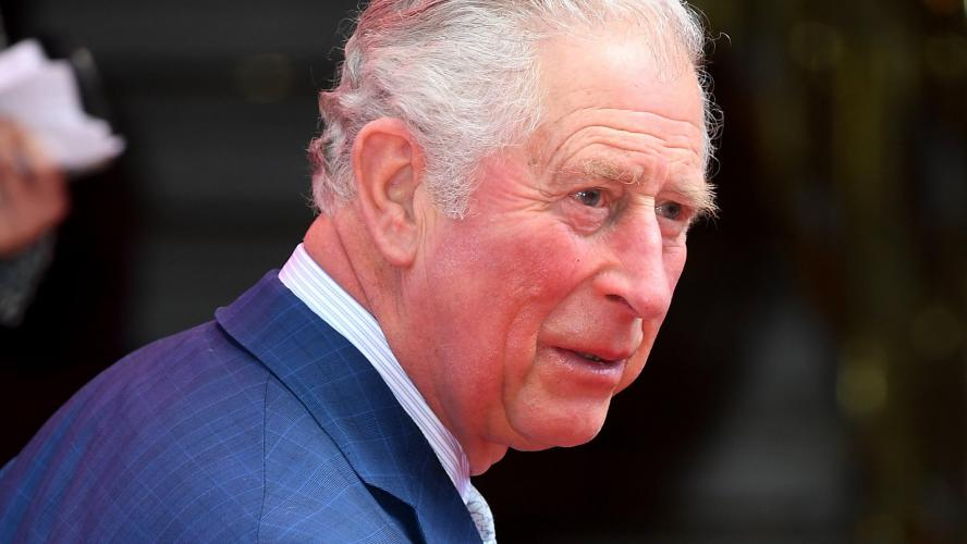 Prince Charles de Galles