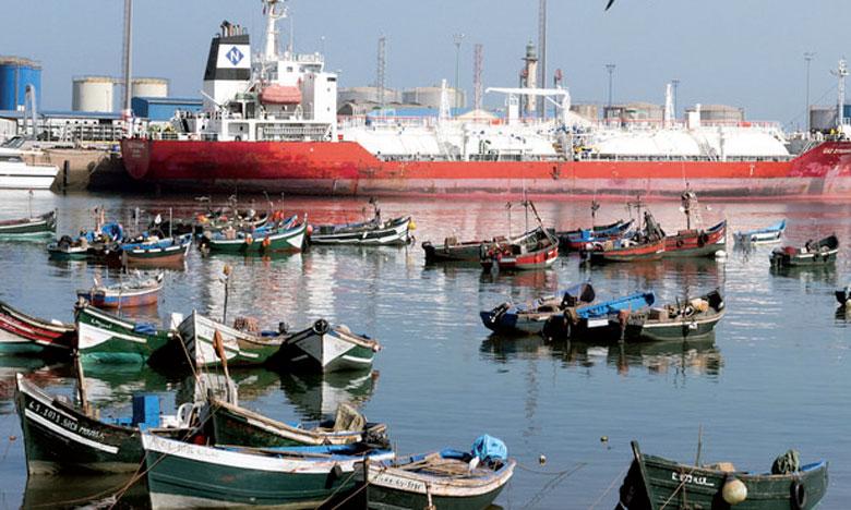 Produits pétroliers: Le port de Mohammedia parfaitement opérationnel