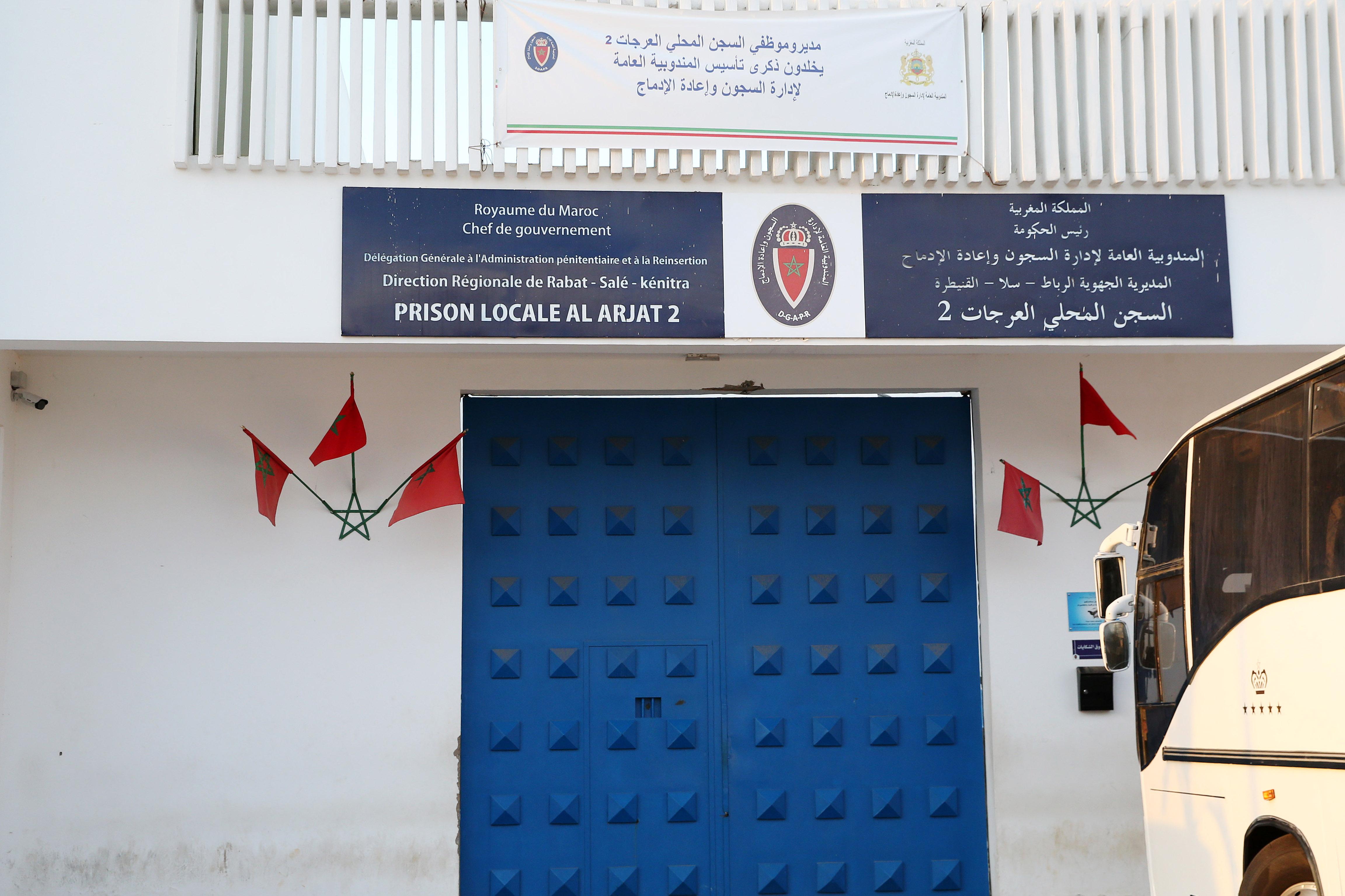 Des prisons marocaines plus fermées que jamais