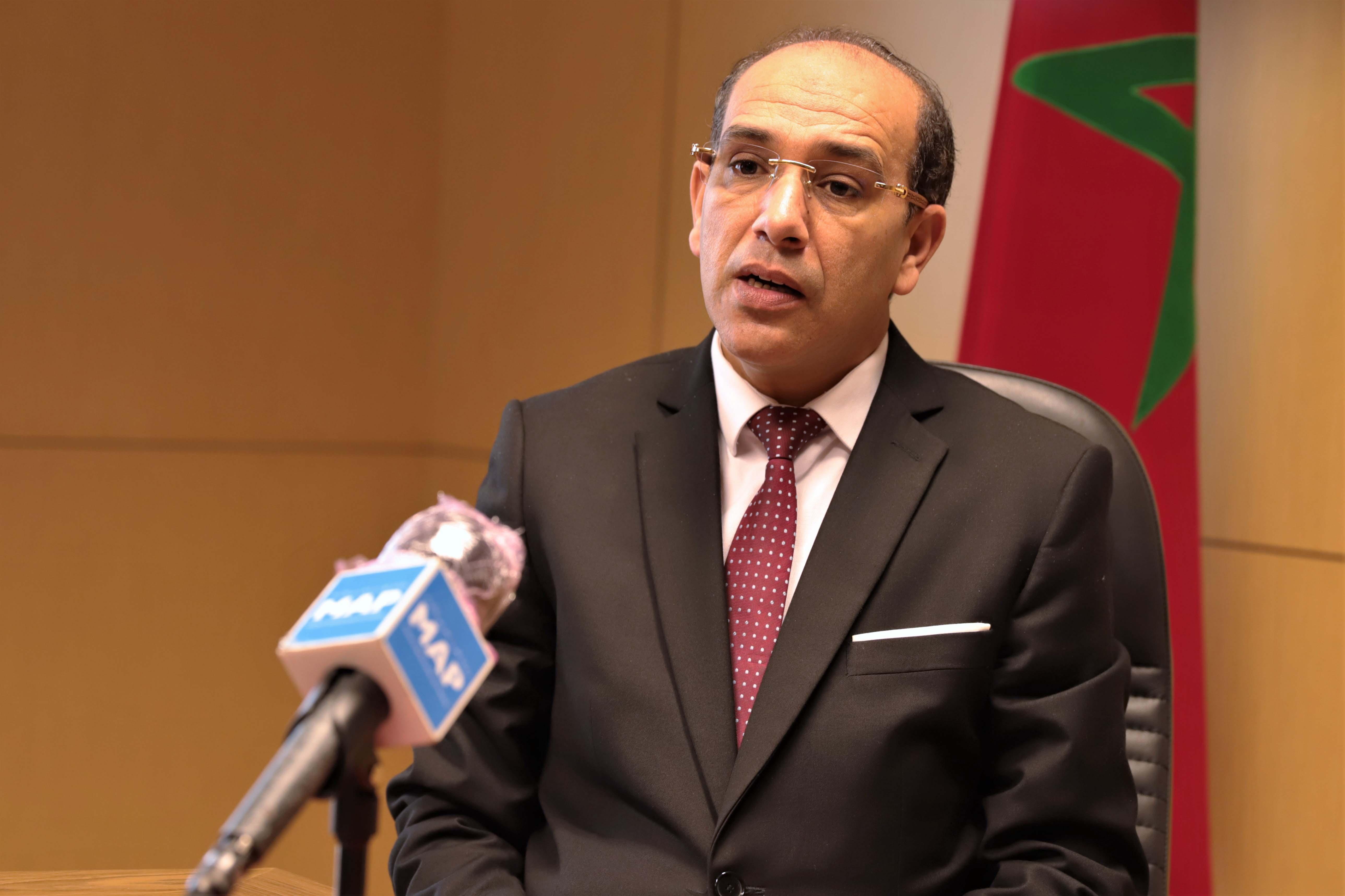 Le secrétaire général de la Présidence du Ministère public, Hicham Balaoui