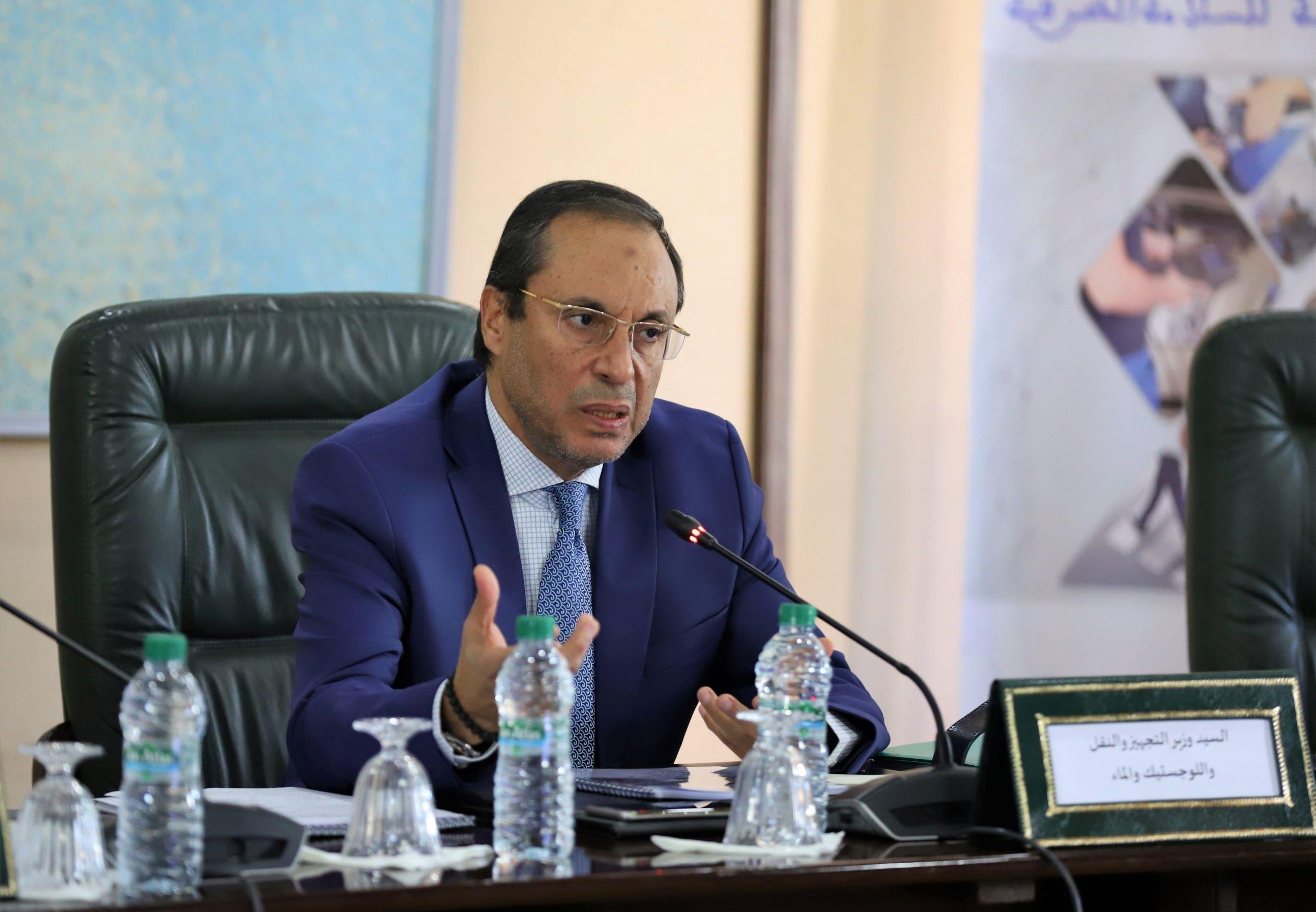 Abdelkader Amara, premier officiel marocain atteint