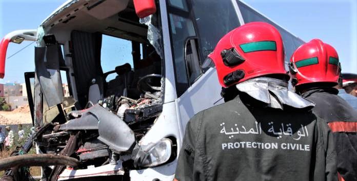 Accidents de la route : une tendance baissière