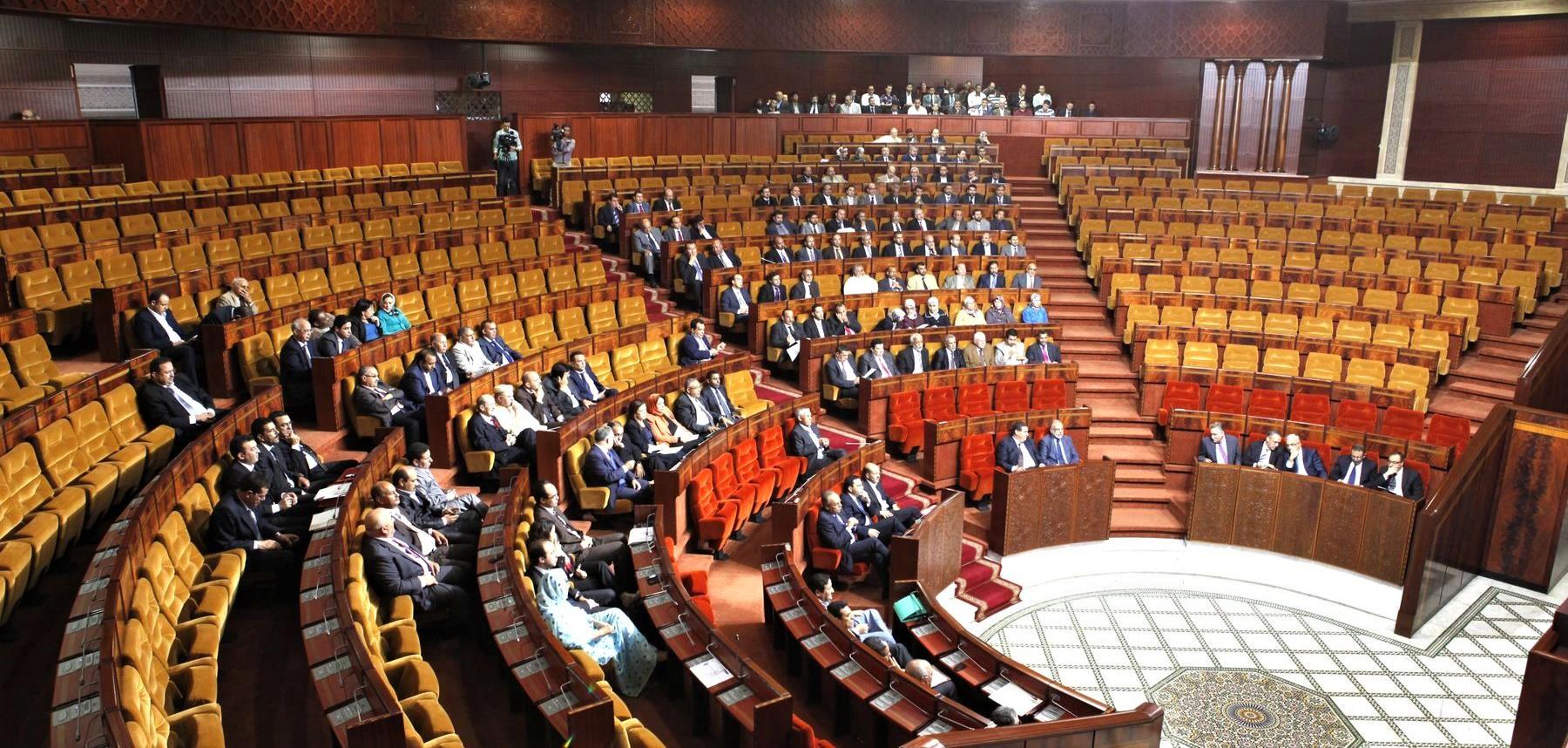 Parlement : Une session à effectif réduit