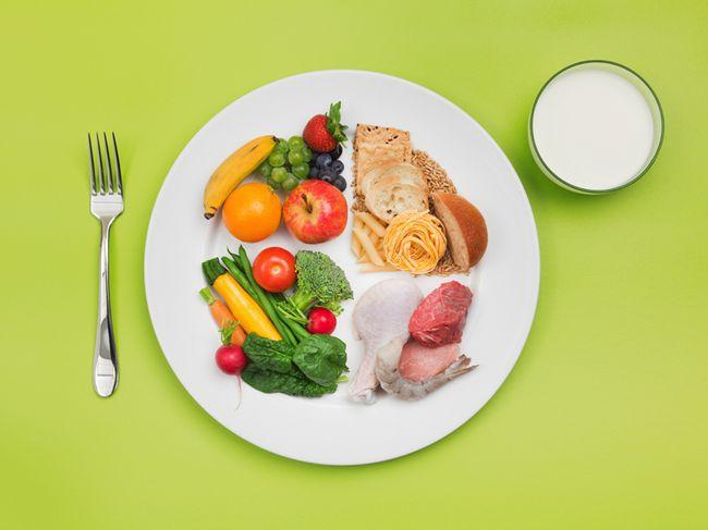Rien ne vaut un bon repas équilibré