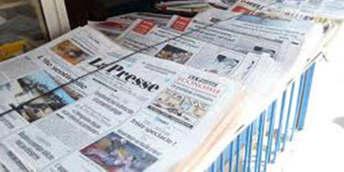 Des journaux maghrébins désormais sou scellé sanitaire