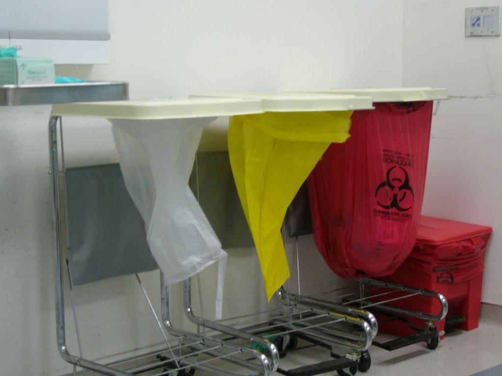 Covid-19 : où vont les déchets médicaux ?