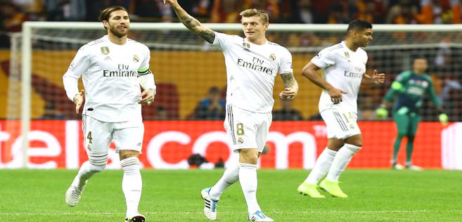 Le Real Madrid et le Coronavirus
