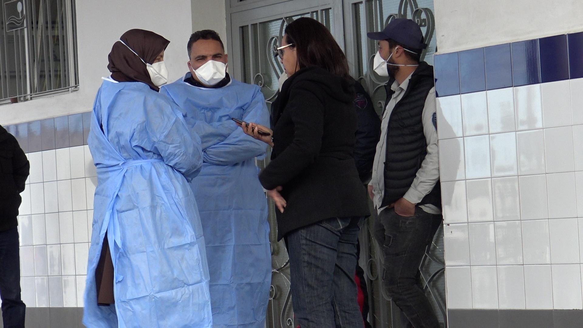 Le personnel infirmier constitue la cheville ouvrière de tout système de santé. (Ph. Kamal)