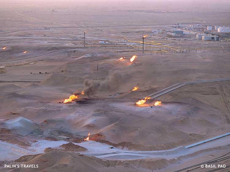 Chute libre des cours de pétrole