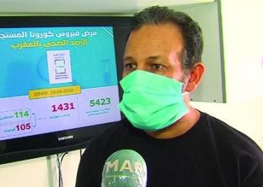 Younes El Alaoui : l'interprète des sourds-muets marocains