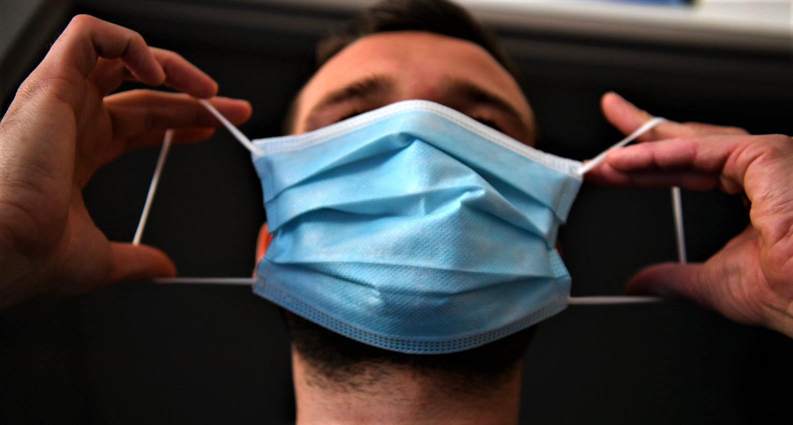 Protection contre le Covid-19 : M. Zerhouni rappelle l'importance des masques