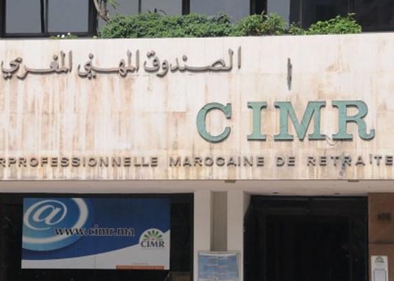 CIMR : Paiement anticipé des pensions de retraite
