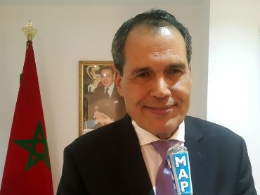 Hamid Chabar, Ambassadeur du Royaume à Nouakchott