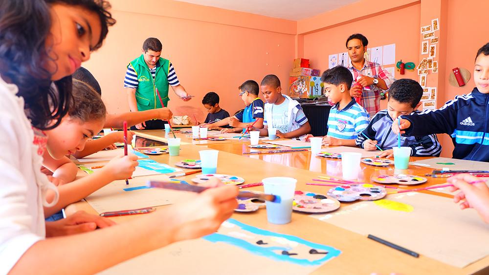 La Fondation Ali Zaoua poursuit ses activités en ligne
