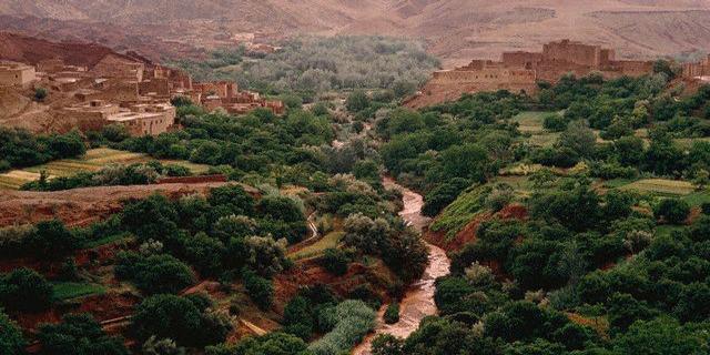Avec le confinement, la vallée de Boufekrane respire