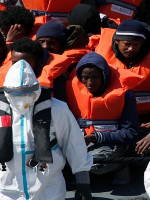 La situation inquiétante des migrants à l'ère du coronavirus