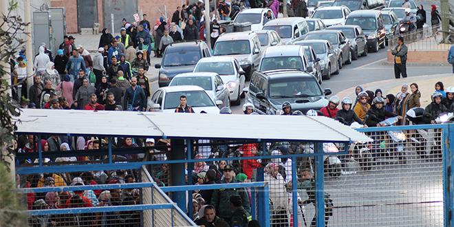 Sebta et Melilla : Une fermeture définitive des postes-frontières ?