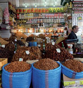 Produits alimentaires en « abondance » à des prix « stables »