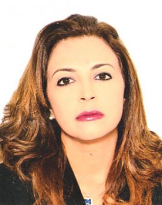 Asmaa Rhlalou, députée RNI et ancienne journaliste de l'Opinion