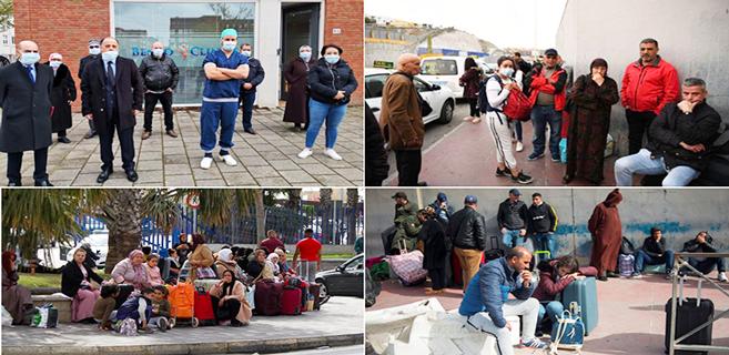 Marocains bloqués à l'étranger, on se dirige vers un deuxième mois de calvaire