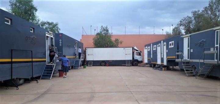 Des unités mobiles mises à la disposition des établissements pénitentiaires pour effectuer les tests de dépistage