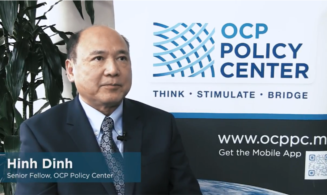 L'économiste américain et Senior Fellow au centre de recherche Policy Center for the New South (PCNS), Hinh T. Dinh