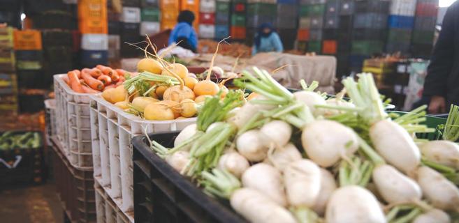 Approvisionnement : Les agriculteurs en ordre de bataille