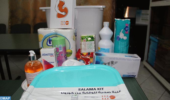Des « Salama kits » mis à la disposition des femmes victimes de violences
