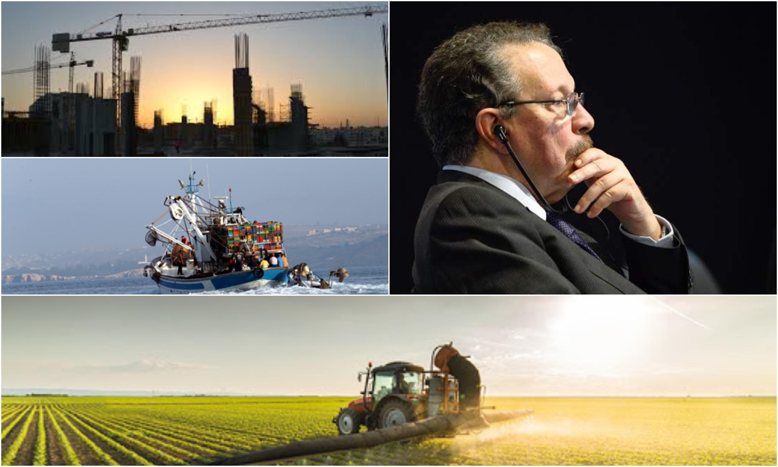 Avant la crise sanitaire, 135.000 emplois perdus dans le BTP, l'agriculture et la pêche