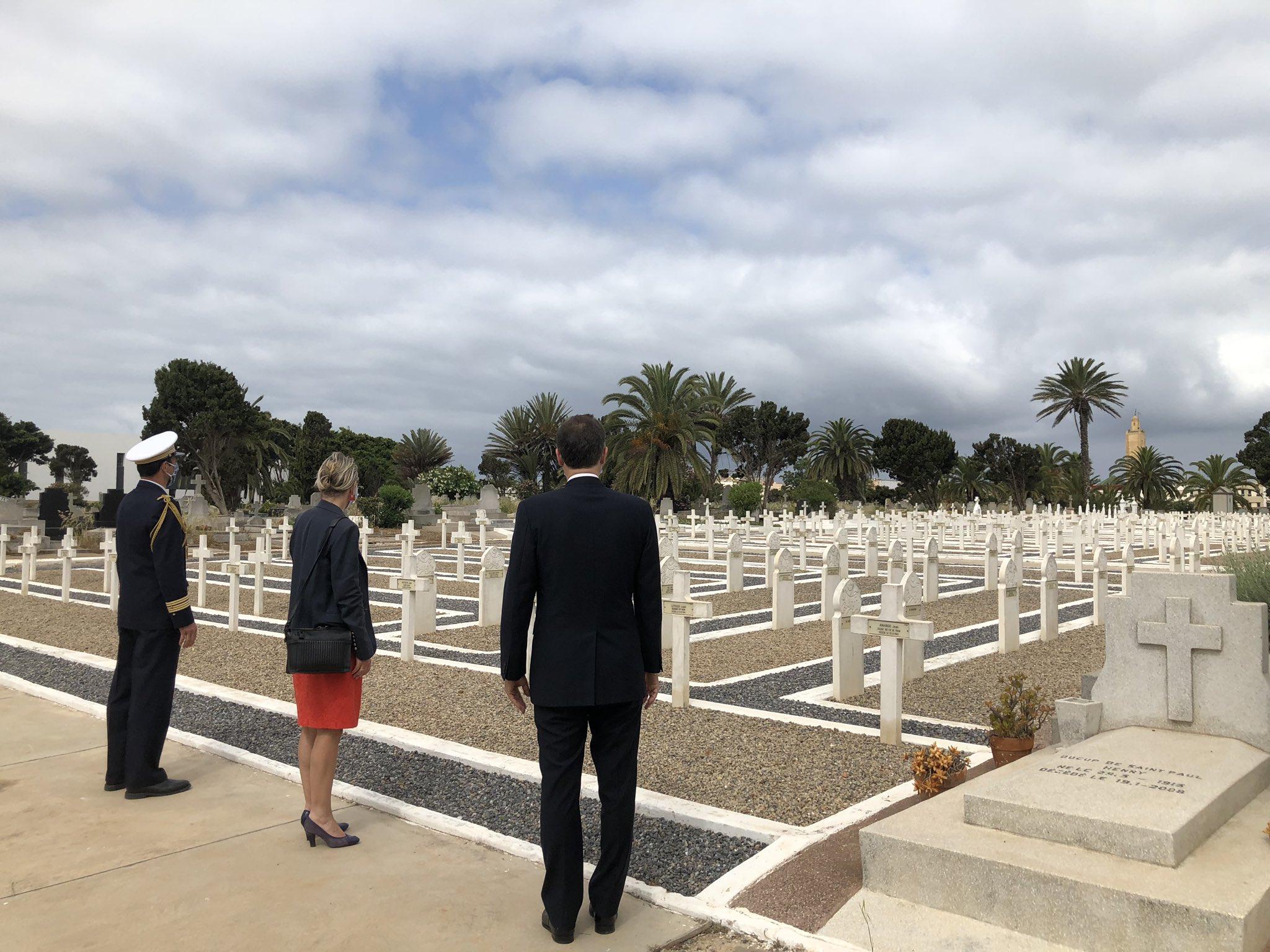 Rabat: Discrète commémoration des 75 ans de la fin de la deuxième guerre mondiale