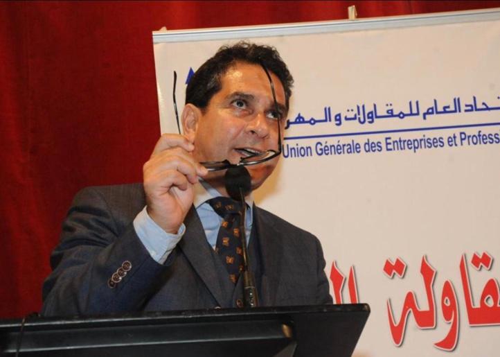 M. Ahmed Afilal El Alami Idrissi, président de l'UGEP