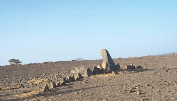 Aousserd : Patrimoine archéologique varié et bien conservé