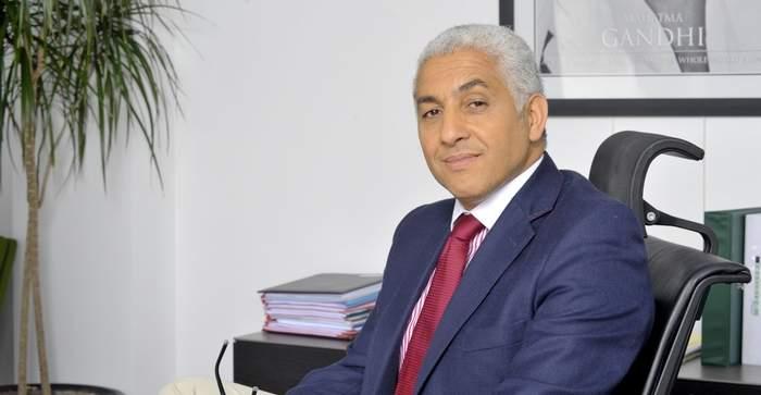 Jamal Belahrach, président de la Fondation Jobs for Africa.