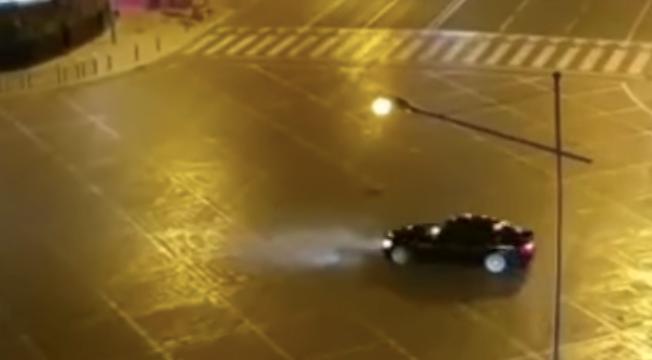 Les rodéos se déroulaient en pleine nuit sur les grandes avenues de Casablanca sous couvre-feu
