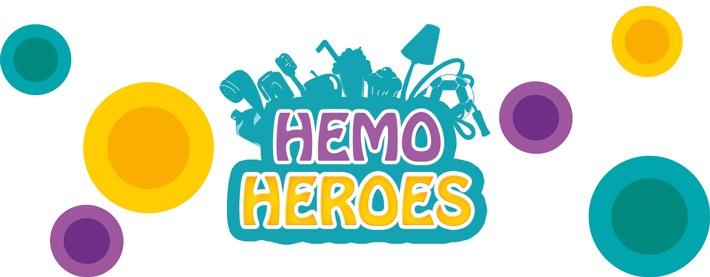Lancement de l'application « Hemo Heroes » dédiée aux enfants hémophiles