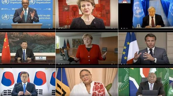 L'OMS a tenu lundi sa première Assemblée mondiale de la santé (AMS) virtuelle