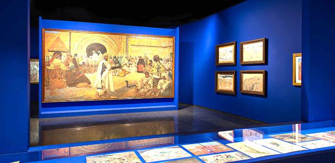 Visite numérique : Confinés, les musées dévoilent leurs merveilles