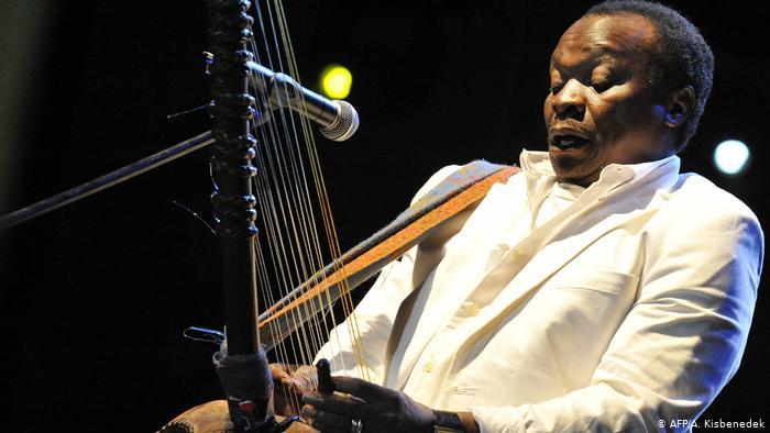 Le chanteur guinéen Mory kanté, est mort