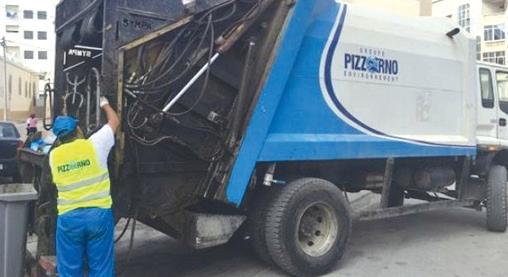 Al Hoceima : Mobilisation sans relâche des éboueurs