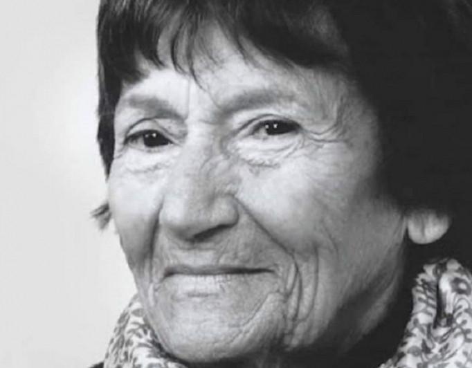 Marie-louise Belarbi nous quitte le livre dans l'âme